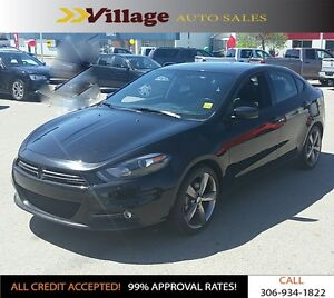 2014 Dodge Dart GT Accident Free! Touch Screen, Leather Inter...