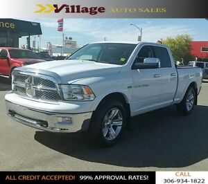 2011 Dodge Ram 1500 Laramie Sirius XM Radio, Bluetooth, Leath...