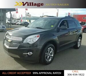 2013 Chevrolet Equinox 1LT AWD, Back-up Camera, Touch Screen,...