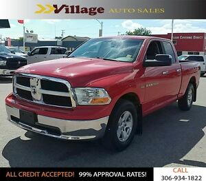 2011 Dodge Ram 1500 ST Power Front Seats, Bluetooth, 4X4, Dig...