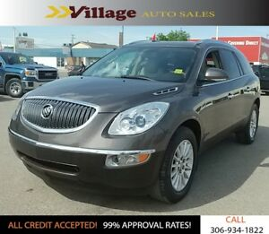 2012 Buick Enclave CXL All Wheel Drive, Leather Interior, Hea...