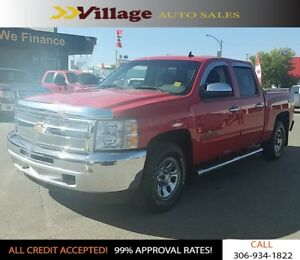 2013 Chevrolet Silverado 1500 LS Remote Start, 4X4, Bluetooth...