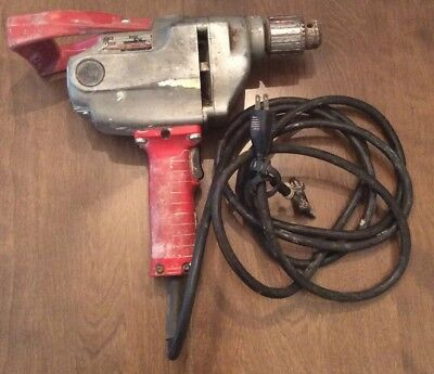 Milwaukee 1665-1 Heavy Duty 12 Inch Drill Mixer Mixing Drywall