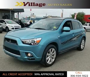 2012 Mitsubishi RVR GT Panoramic Sunroof, Hands Free Calling,...