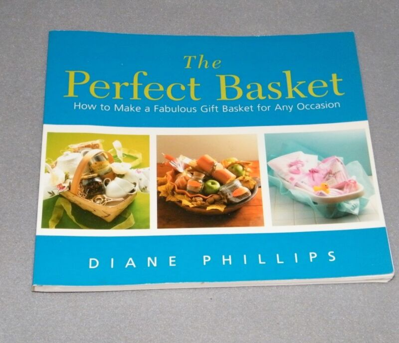 New Book on How to Make Gift Baskets with 4 baskets