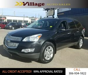 2010 Chevrolet Traverse 2LT Bose Audio System, Back-up Camera...