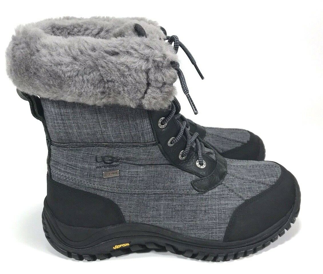 Ugg Adirondack Boot II UGGpure Lined Waterproof Lace Up Wint