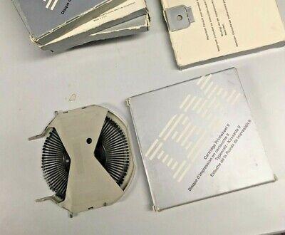 Used, IBM Daisy Wheel Cartridge Printwheel II Five (5) To Choose From for sale  Brooklyn