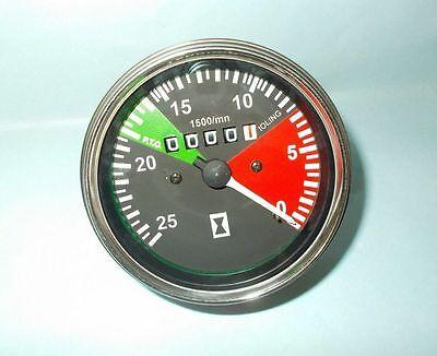 Massey Ferguson Tachometer Hour Meter Acw 230231240550 - 1877718m92