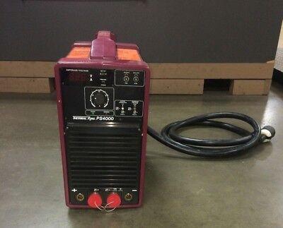 Thermal Arc Ps-4000 Dc Inverter Welder