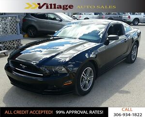 2013 Ford Mustang V6 Accident Free! Bluetooth, Digital Audio...