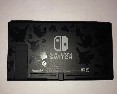 Nintendo Switch Console Pikachu & Eevee Edition Pokemon Tablet (Console Only)