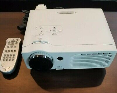 Optoma H27 DLP Projector with remote.. Very nice includes free shipping!