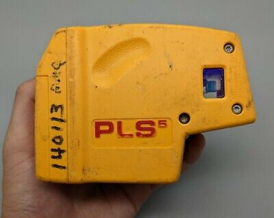 Pacific Laser Systems Pls5 Laser Level - For Parts - Not Working
