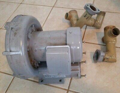 Used Fuji Vfc400a-7w Regenerative Blower Ring Compressor 3ph 2p 5060hz