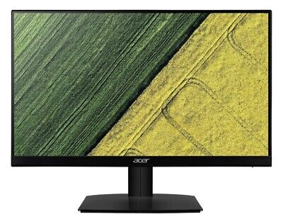 "Acer HA270 27"" 16:9 Widescreen LCD Monitor FreeSync IPS Gaming Monitor - Black"