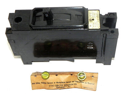 ITE ET1564 2 pole 40 AMP 240 VAC CIRCUIT BREAKER ET-1564 30 DAY GUARANTEE