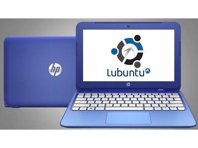 Hp Stream 13 With Lubuntu  Libreoffice Office