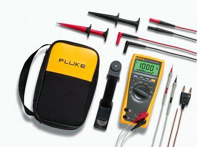 Fluke 179eda2 Kit Electronics Multimeter And Deluxe Accessory Kit