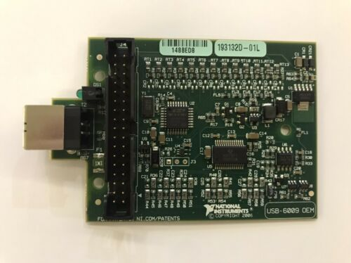 National Instruments USB-6009 OEM