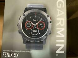 Garmin Fenix 5X with Mapping | Sapphire - used