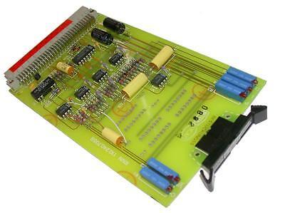 Very Nice Netstal Rnn Card Circuit Board 110 240 7059
