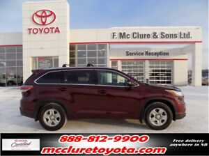 2015 Toyota Highlander Limited Two set of tires and wheels