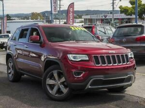 2014 Jeep Grand Cherokee WK MY2014 Limited 8 Speed Sports Automatic Wagon
