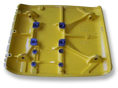 Wacker Neuson Oem Wp1550 Baseplate 50cm For Walk-behind Compactors 5000115587