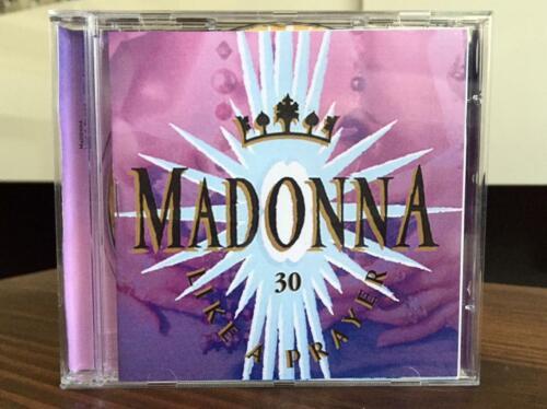 Madonna Like A Prayer 30 Years CD