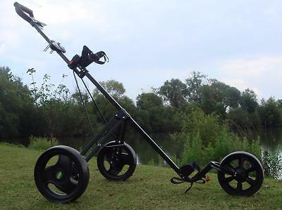 Greenway Golf - Three Wheel Golf Trolley - Was £49.99 - Our Price Only £39.99