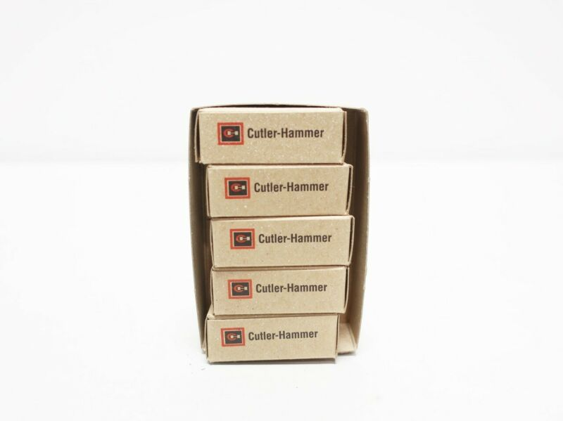 Box Of 5 Cutler Hammer H1019 Overload Relay Heater Element