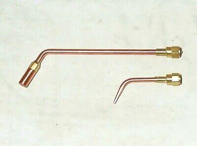 New Victor 4-mfa-1 Rosebud Heating Torch Nozzle 0-w-1 Welding Brazing Tip 100fc