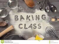 ISO: baking classes or cooking classes