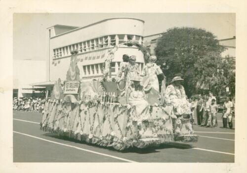 1948 Honolulu Hawaii Kam Day Parade photo Lei Sellers Ass. Float