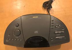 Sony ICF-CD803 Dream Machine Stereo CD Player AM/FM Radio Alarm Clock - Tested
