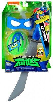 Teenage Mutant Ninja Turtles Rise of the TMNT Ninja Gear Leonardo](Leonardo The Ninja Turtle)