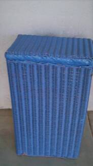 Lloyd Loom laundry hamper