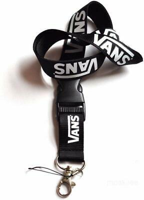 Top Quality VANS Mobile Phone Lanyard ID Card Holder Hanging Clip Strap UK Stock