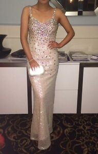 La Femme Sparkly Formal Dress Rowville Knox Area Preview