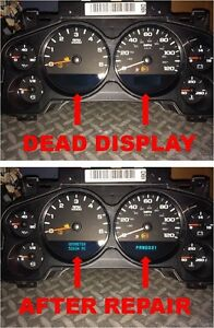 2007 Chevy Tahoe Dashboard Recall >> 07 Chevy Avalanche Instrument Cluster Odometer Repair | Autos Post
