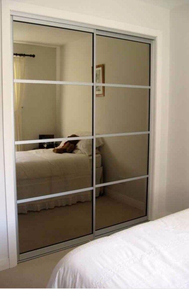 mirror sliding wardrobes