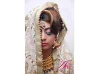 face model required for Asian bridal makeup & hair artist portfolio