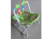 Fisher Price Baby To Infant Chair
