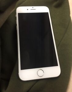 White iPhone 6 16gb 325 obo