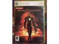 Xbox 360 Game Bomberman Act: Zero