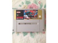 Nintendo Super Nintendo Entertainment System Street Fighter II