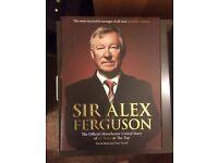 Man Utd books