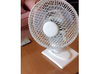 desk top fan
