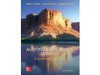 Auditing & Assurance Services: A Systematic Approach 10th Edition by William Messier 9780077732509